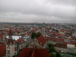 Panorama of Munich
