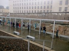 Berlin Wall, Topographie des Terrors