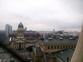 View from Französischer Dom